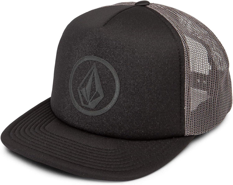 Volcom Mens Full Frontal Cheese 5 Panel Trucker Hat