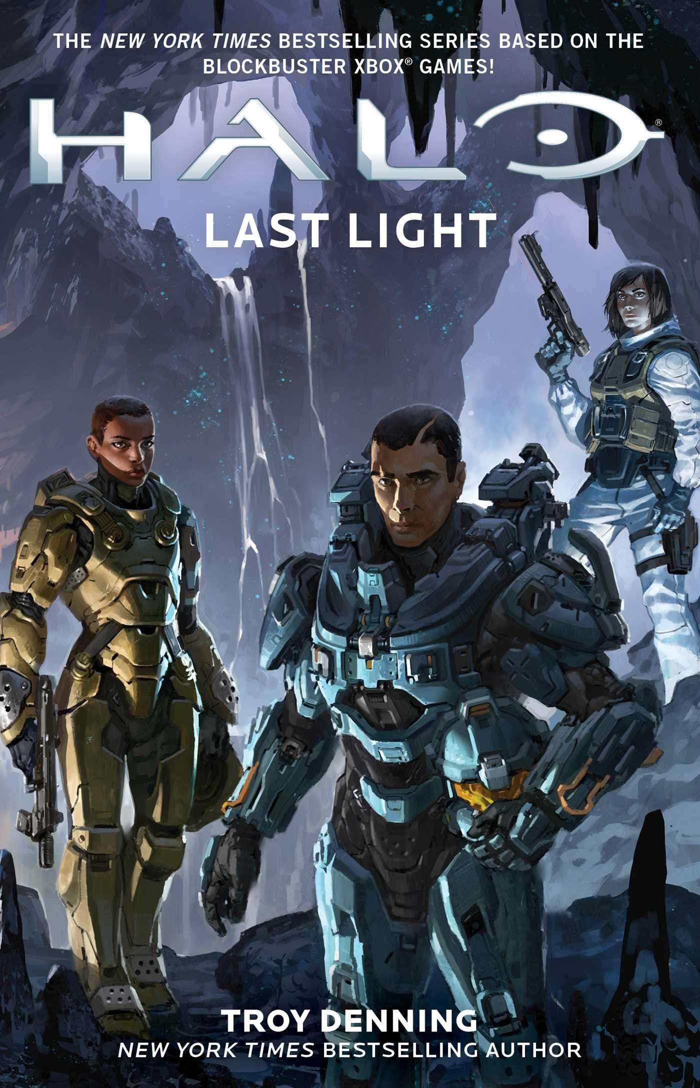 Halo: Last Light: Amazon co uk: Troy Denning: 9781785650215: Books