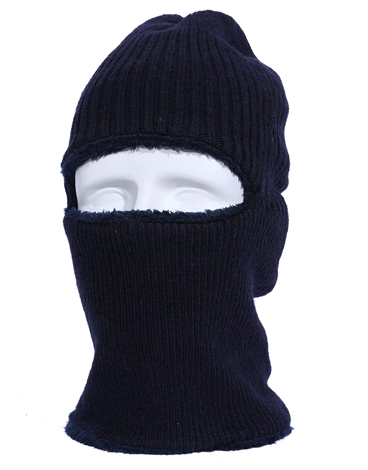 Outrip Mens Balaclava Winter Face Mask Cold Weather Windproof Warm Unisex Ski Mask