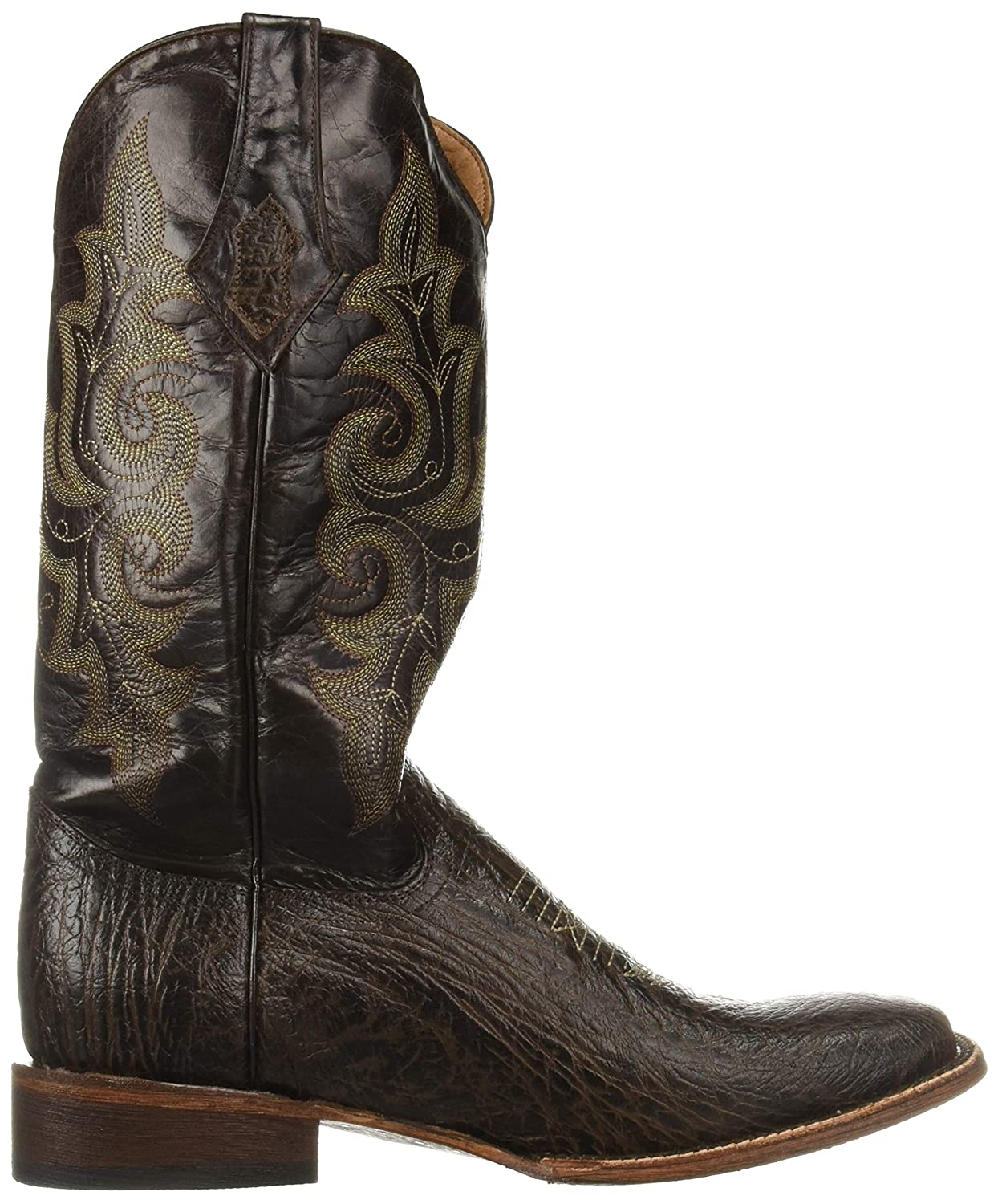 Ferrini Mens Acero Square Toe Boots