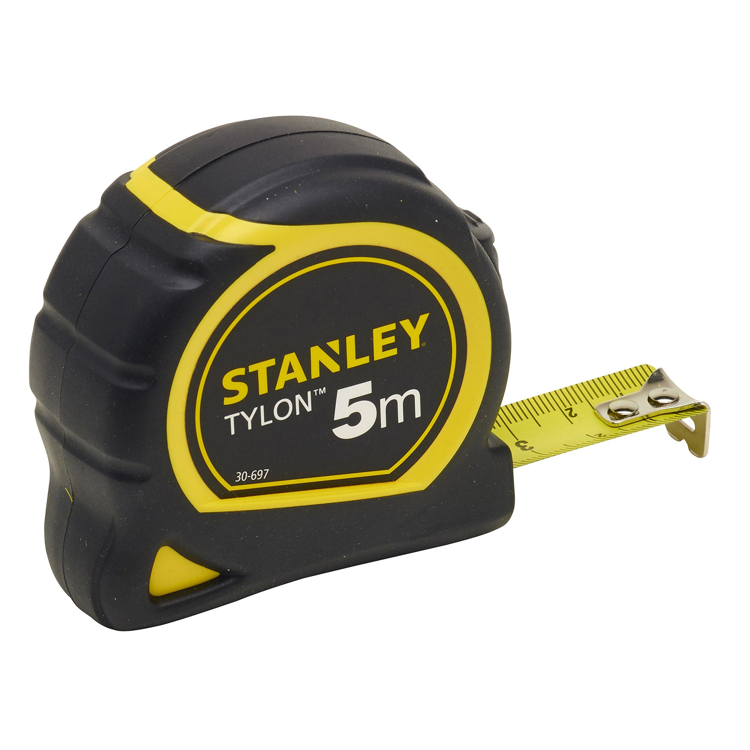 Stanley 2-34-792 Mesure 30 m x 12,7 mm Ruban en fibre de verre