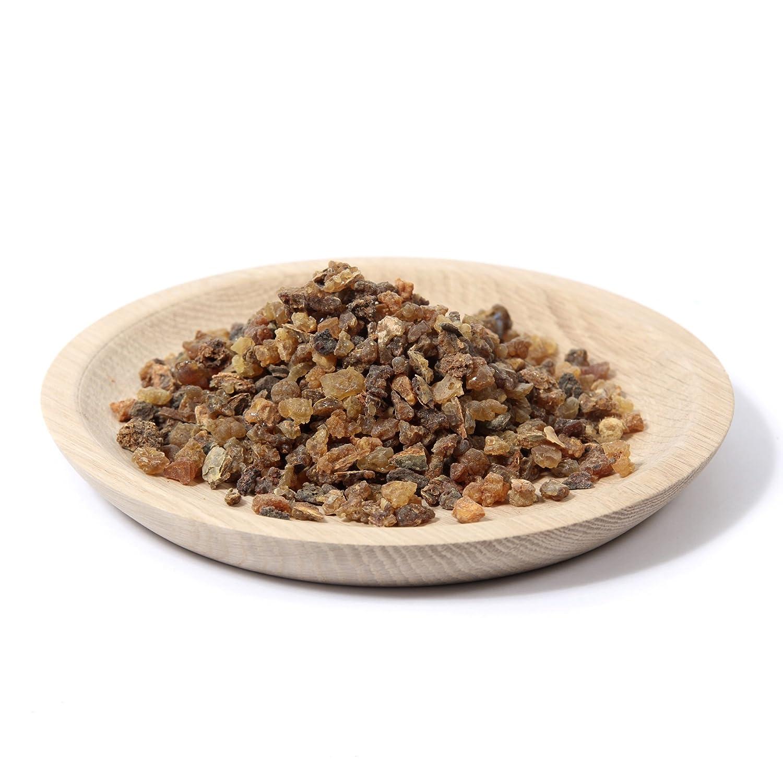 Myrrh Gum Granules 100g Mystic Moments RMMYRRGUM100