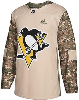 250d150ee Amazon.com   Pittsburgh Penguins Reebok NHL 2013 Edge Camouflage Pre ...