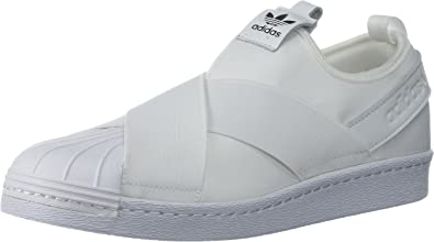 adidas Originals Superstar Slip On, Zapatillas de Correr para Mujer: Amazon.es: Zapatos y complementos