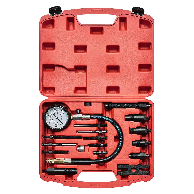 Kraft Plus® k.286–6266kompressionstester per motori diesel auto/camion–19PZ. KRAFTPLUS®