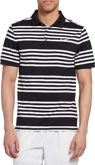 Nike Court Dry Stripe - Polo de Tenis para Hombre, Talla XS, Color ...