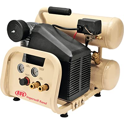 Ingersoll Rand P1IU-A9 Hand Carry Twinstack 2-HP Compressor review