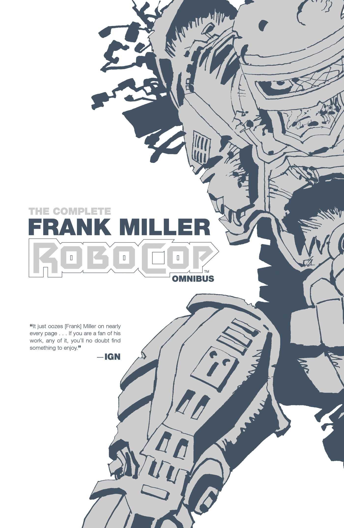 The Complete Frank Miller RoboCop Omnibus: Amazon.es: Frank ...