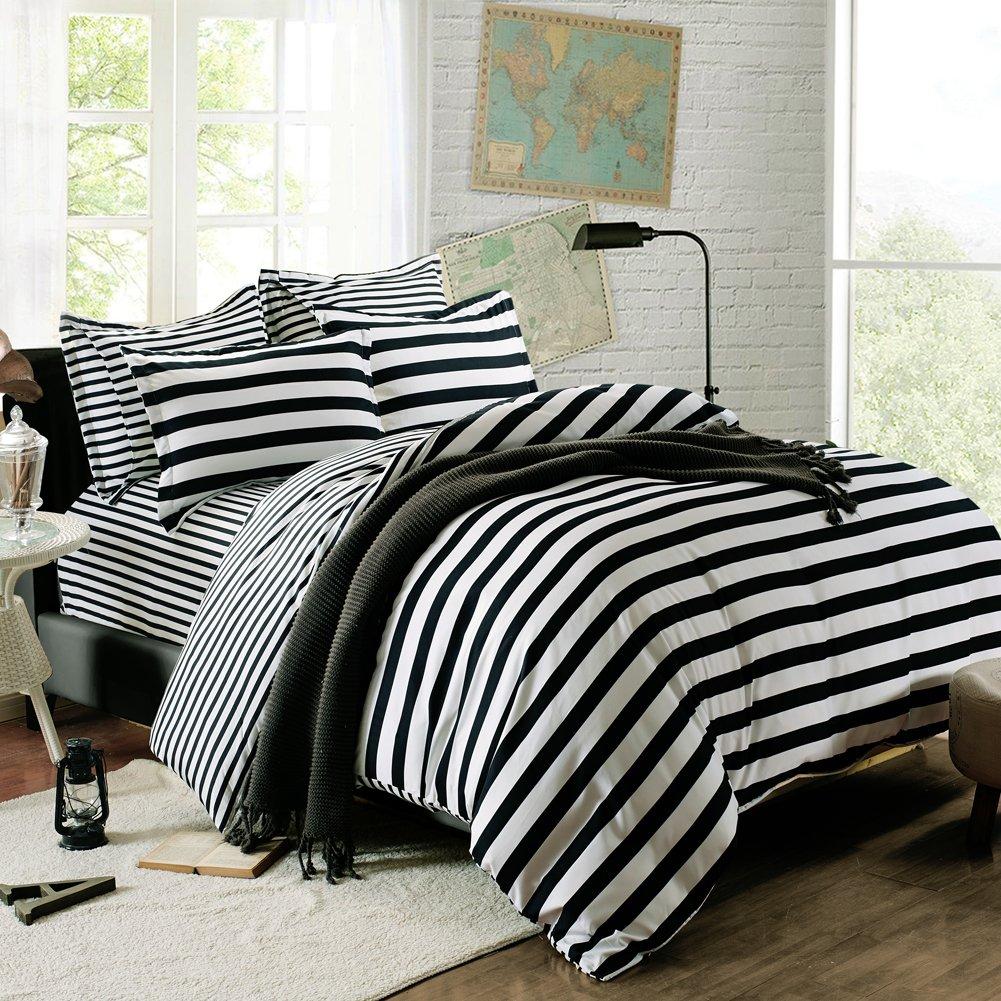 4pc Bedding Duvet Cover Set
