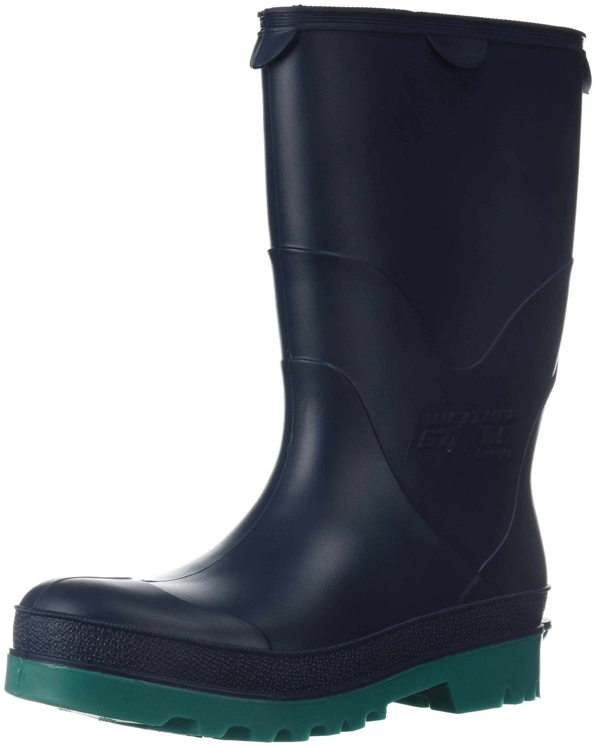 STORMTRACKS 11768.01 Youths' Boot, Size 01, Blue/Green