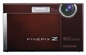 amazon com fujifilm finepix z100fd 8mp digital camera with 5x rh amazon com