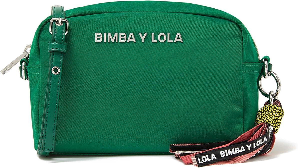 Bimba y Lola - Bolso mochila de sintético para mujer Multicolor multicolor Medium: Amazon.es: Zapatos y complementos