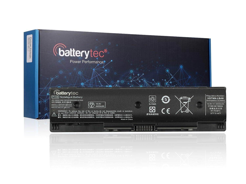Batterytec® Batterie pour HP PI06 PI06XL PI09 710416-001 710417-001 ...
