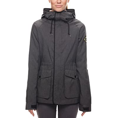 686 Women's Crystal Insulated Jacket: Clothing