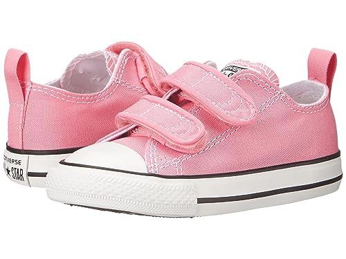8c83d50a051c7 Amazon.com | Converse Kids' Chuck Taylor 2v Ox (Infant/Toddler) (10 ...