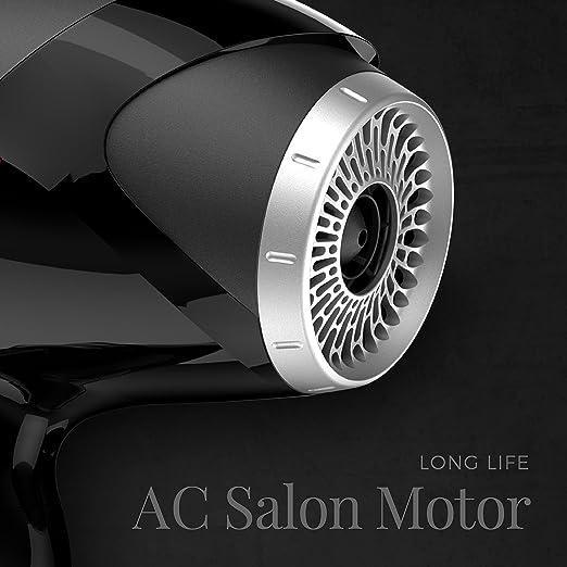 Amazon.com: Remington Salon Collection Ultimate Power Hair Dryer, Black, AC9007: Beauty