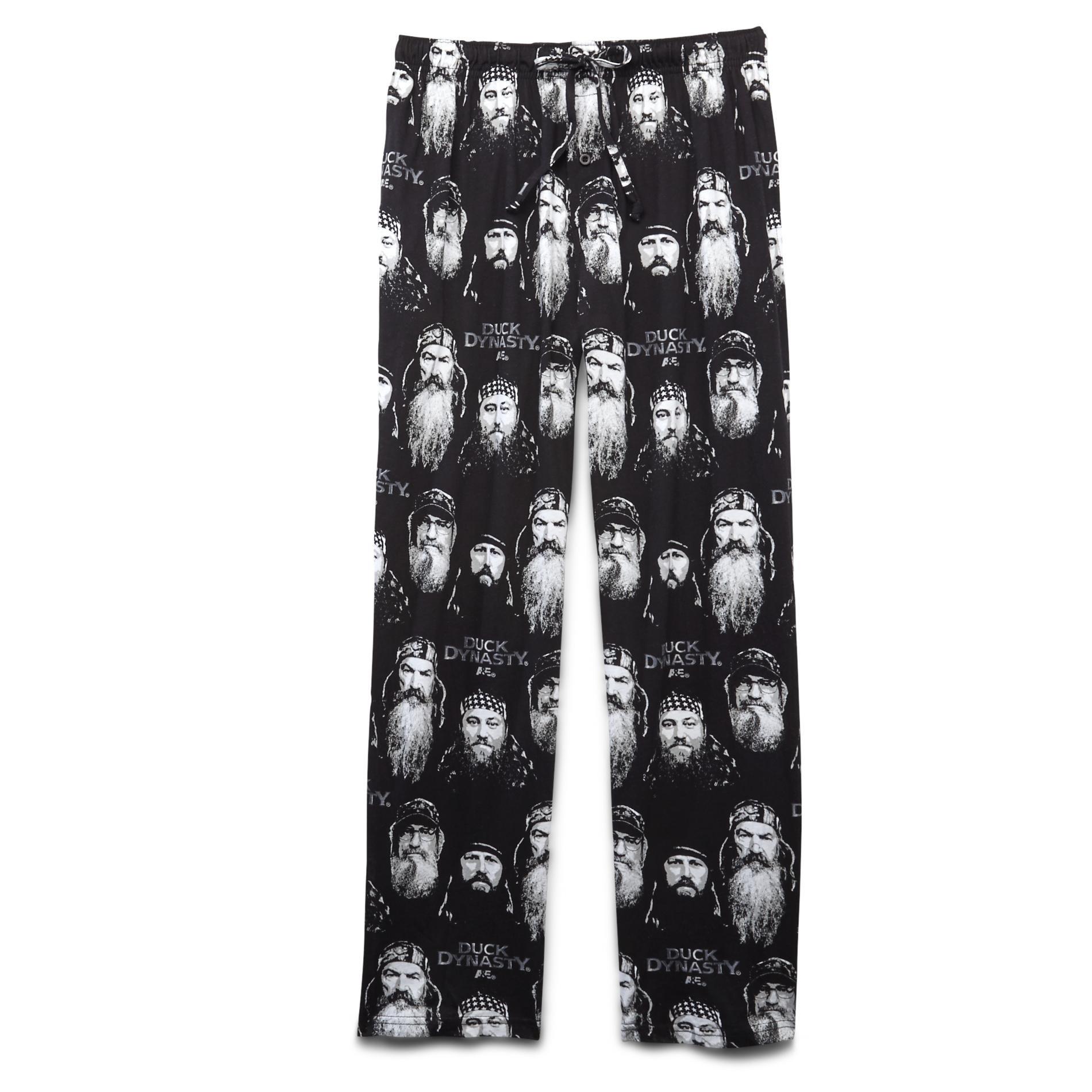 Duck Dynasty Men's Lounge Pajama Sleep Bottom Pants (Small) by Duck Dynasty (Image #1)