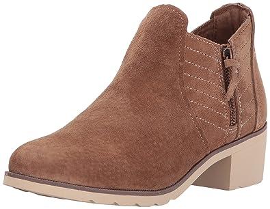 e1e9de1dfeea Reef Women s Voyage Low Ankle Bootie  Amazon.co.uk  Shoes   Bags