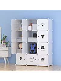 unicoo multi use diy plastic 12 cube organizer toy organizer bookcase storage