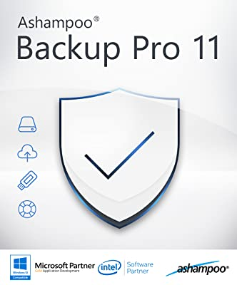 Ashampoo Backup Pro 11 - 5 PC Family License [Download]