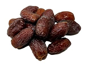 NUTS U.S. - Medjool Dates   Grown In California Desert   Juicy and Sweet   No Added Sugar and Preservatives   All Natural Dates!!! (4 LBS)