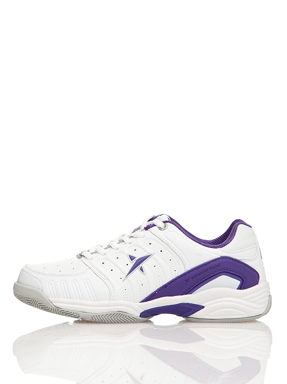 DROP SHOT Zapatillas Rider XC Blanco 46: Amazon.es: Zapatos y ...