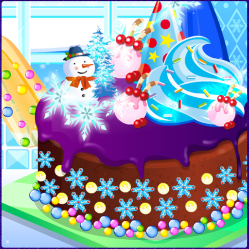 Ice Cake Cooking