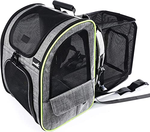 Pecute-Pet-Carrier-Backpack,-Dog-Carrier-Backpack