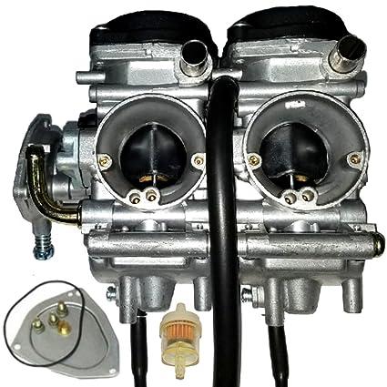 81%2BeCquGh%2BL._SX425_ amazon com zoom zoom parts carburetor for yamaha raptor 660 2001
