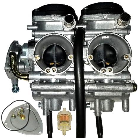 Yamaha 660 Raptor Poliert Edelstahl Motor Schraube Set Set Yfm660 YFM