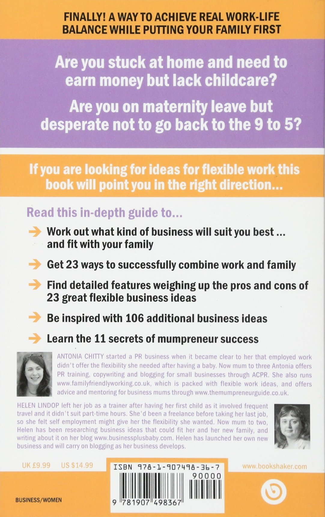 Start a Family Friendly Business - 129 brilliant business ideas for ...
