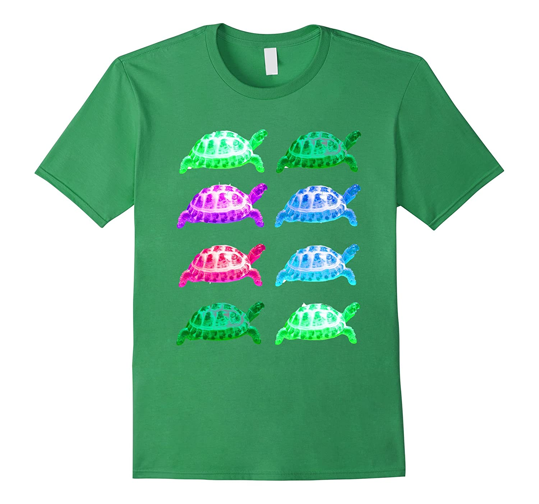 Tortoise Shirt – Neon Tortoise Shirt – I Love Tortoise Shirt