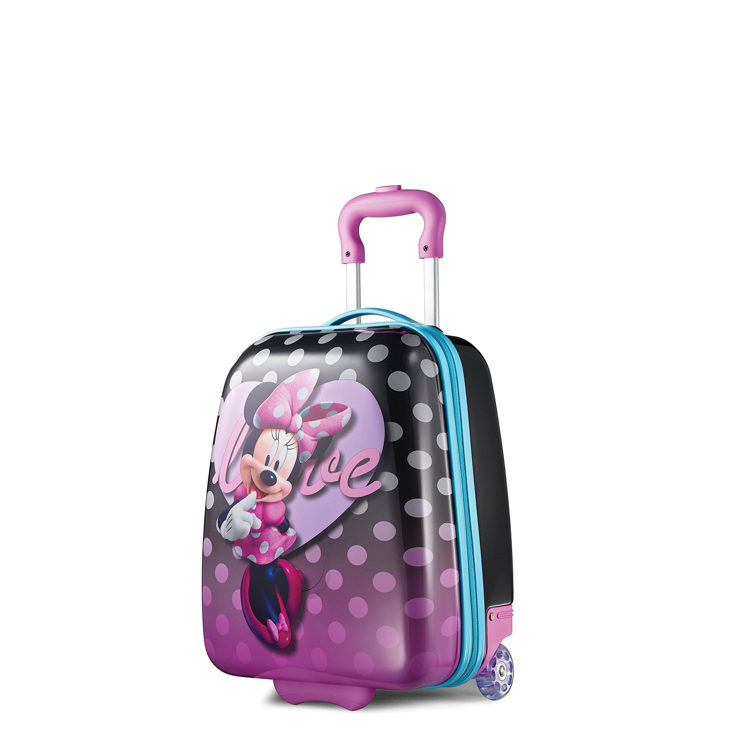 American Tourister Kids Hardside 18'' Upright, Disney Minnie Mouse