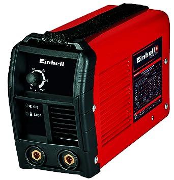 Einhell 1544160 Soldador Inverter TC-IW 110 Corriente 10-100 a, Rojo