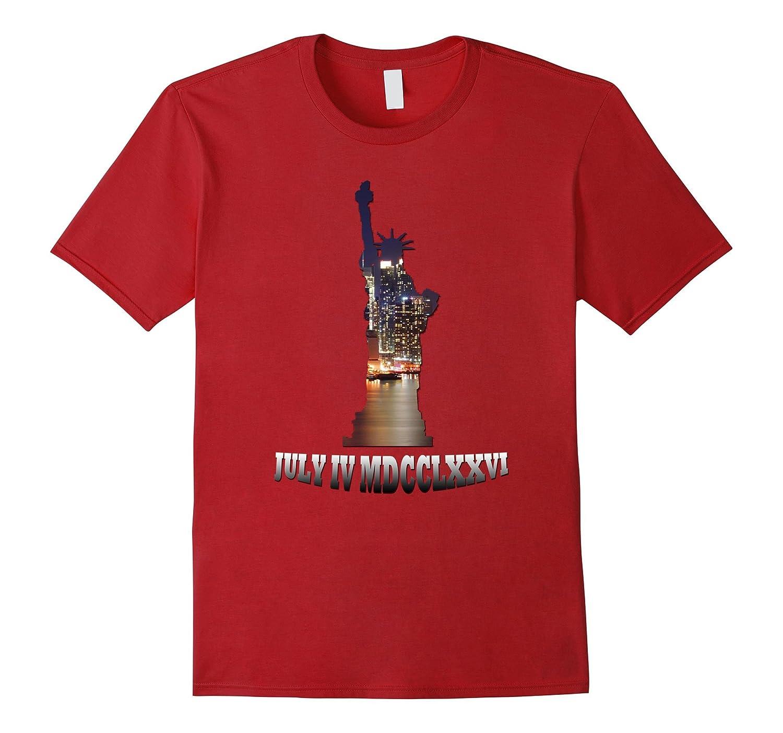 Statue of Liberty T-Shirt-Art