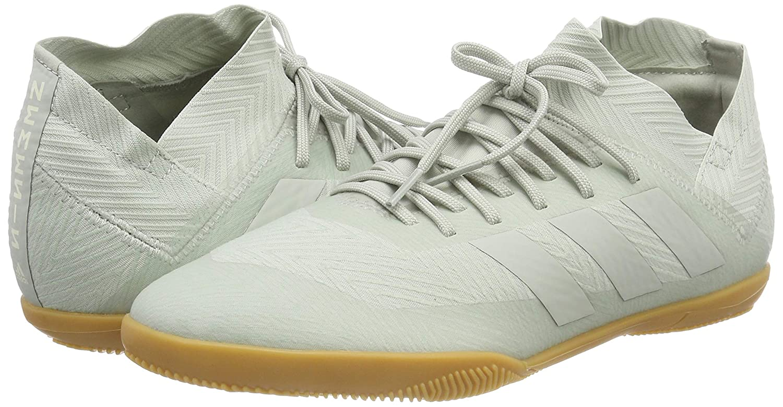 DB2372 Color: Grey adidas Nemeziz Tango 183 in Junior Size: 4.0
