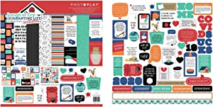Photoplay Laugh or Cry Collection Bundle - 12 x 12 Collection Kit + 12 x 12 Cardstock Stickers