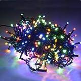 Luci Mini Lucciole 240 LED 220V Luce di Natale Albero Presepe Multicolor RGB