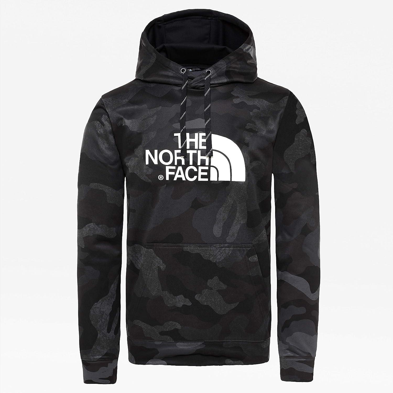 The North Face M Sur HD-EU Felpa con Cappuccio Uomo