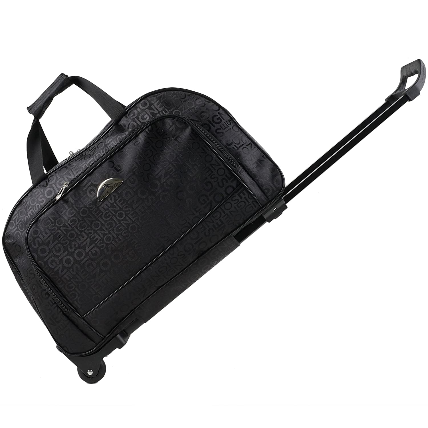 4013e2168 Amazon.com | Jeemiter Luggage Rolling Duffle trolley bag travel bag tote  Carry-On Upgraded version | Carry-Ons