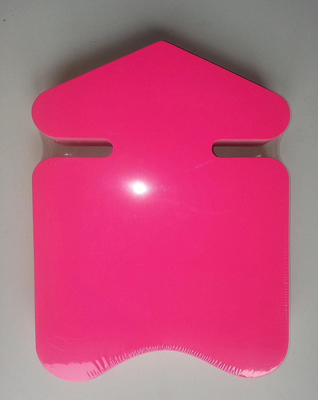 aus Neon Plakatkarton leuchtrosa 6,4 x 8,8 cm 270g//qm Werbesymbole f/ür R/äumungsverkauf Preisschilder 100 Pfeile
