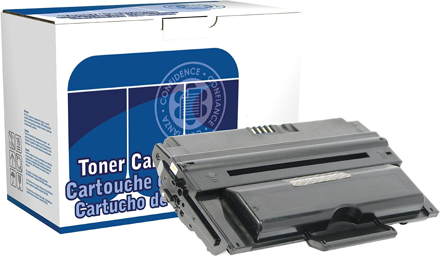Dataproducts DPCD2335 Remanufactured High Yield Toner Cartridge Replacement for Dell 2335DN