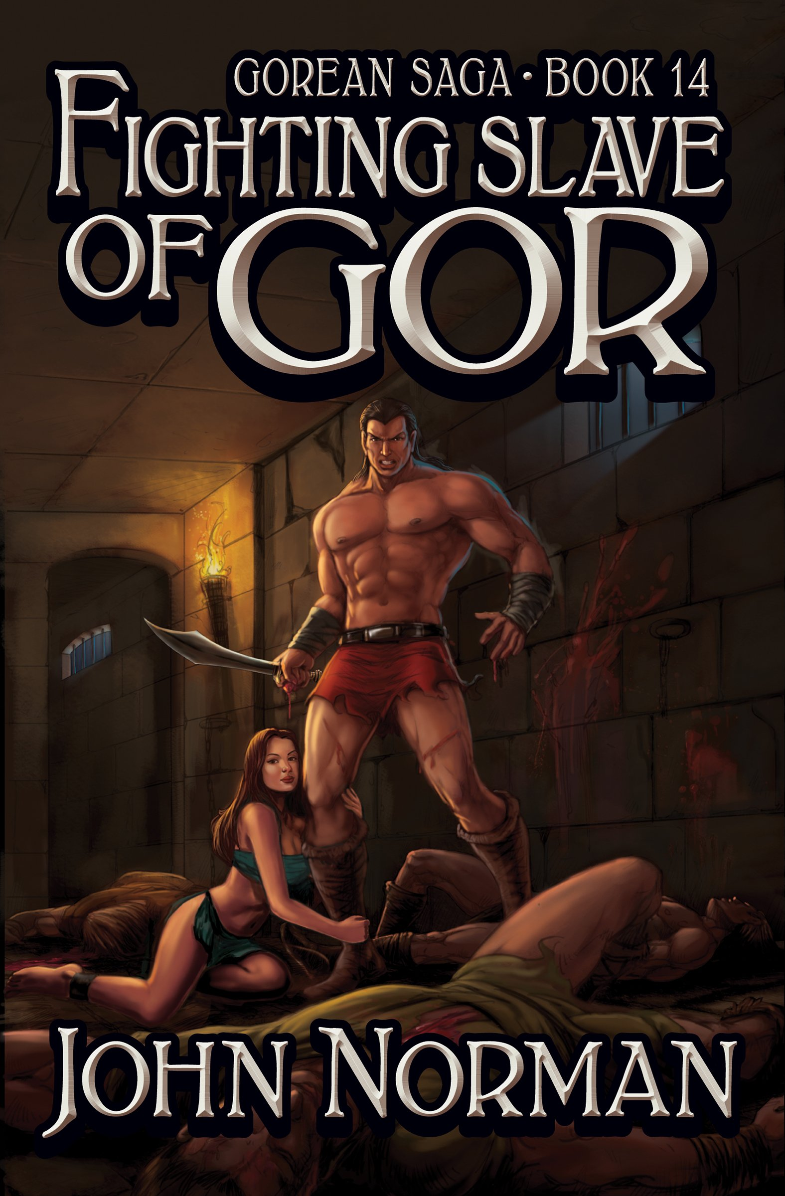 John Norman - Fighting Slave of Gor (Gor 14)