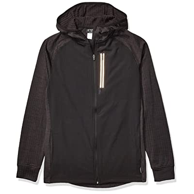 Jockey Men's Active Fleece Zip Up Hoodie at Men's Clothing store
