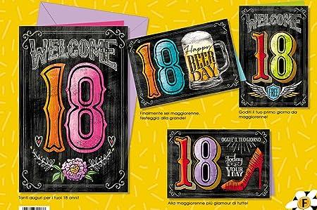 Tarjeta Felicitación cumpleaños 18 años Vintage 1 a elegir ...