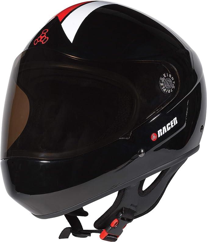 Triple Eight Downhill Racer Full Face Helmet