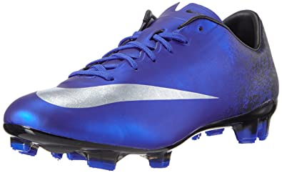 bf04d5b5e3dc9 Nike MercurialX Veloce II Ronaldo Firm Ground Cleats [DEEP ROYAL BLUE] (10)