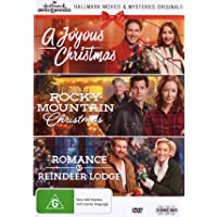 Hallmark Christmas Collection Two: A Joyous Christmas/romance At Reindeer Lodge/rocky Mountain Christmas