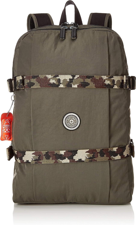 40% OFF Cheap Sale Kipling Backpack TAMIKO Male Green Military 5 ☆ popular KI377759C -