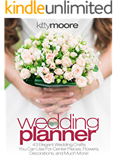 Bridal bargains americas 1 best selling wedding book 11th wedding planner 3rd edition 43 elegant wedding crafts you can use for center fandeluxe Images